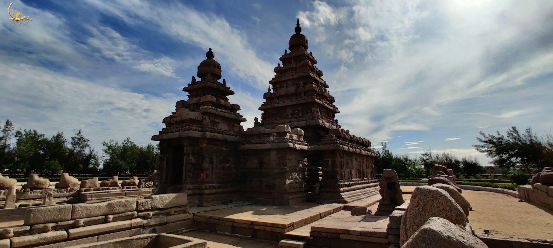 Shore Temple, Mahabalipuram, Tamil Nadu, India