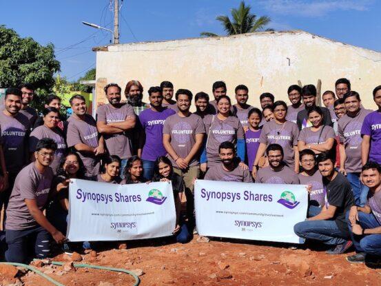 Synopsys Volunteer Day - 2019 -1